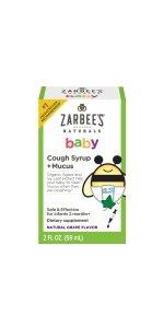 Amazon Com Zarbee S Naturals Baby Immune Support
