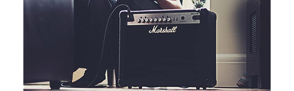 Marshall MG Carbon Fibre Series