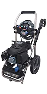amazoncom powerstroke ps  psi  gpm pressure washer  subaru engine patio