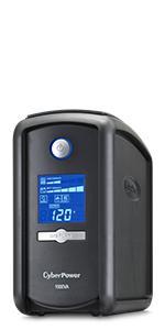 CP1000AVRLCD Battery Backup UPS