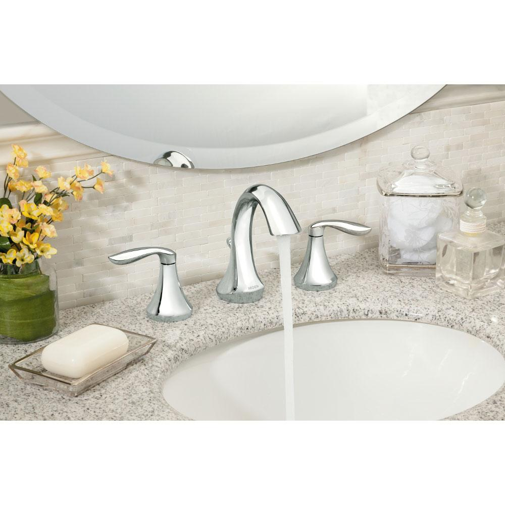 Moen Bathroom Faucets   Flexible Installation Options · View Larger