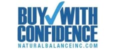 buy with confidence natural balance