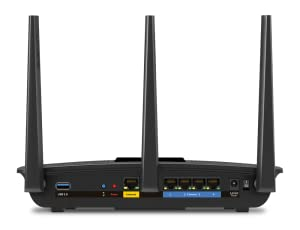 ac1750. linksys max-stream ac1750 router rear ports ac1750 m