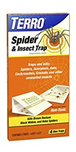 TERRO Spider & Insect Trap