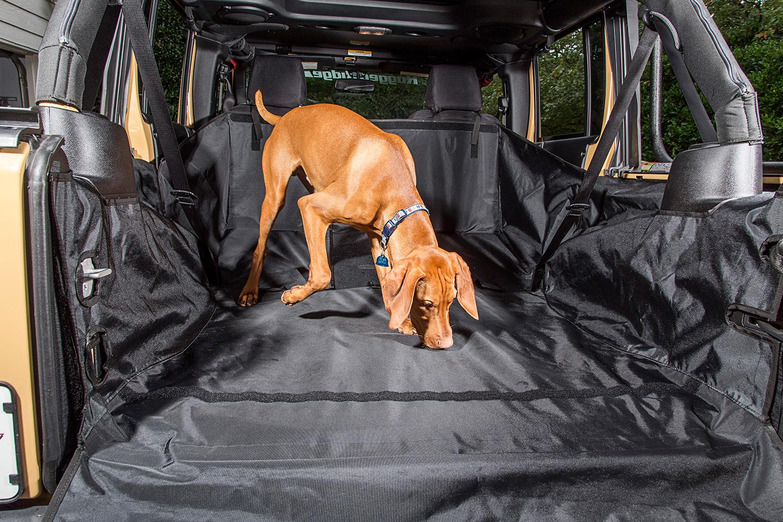 Amazoncom Rugged Ridge 1326001 C3 Cargo Cover For Jeep