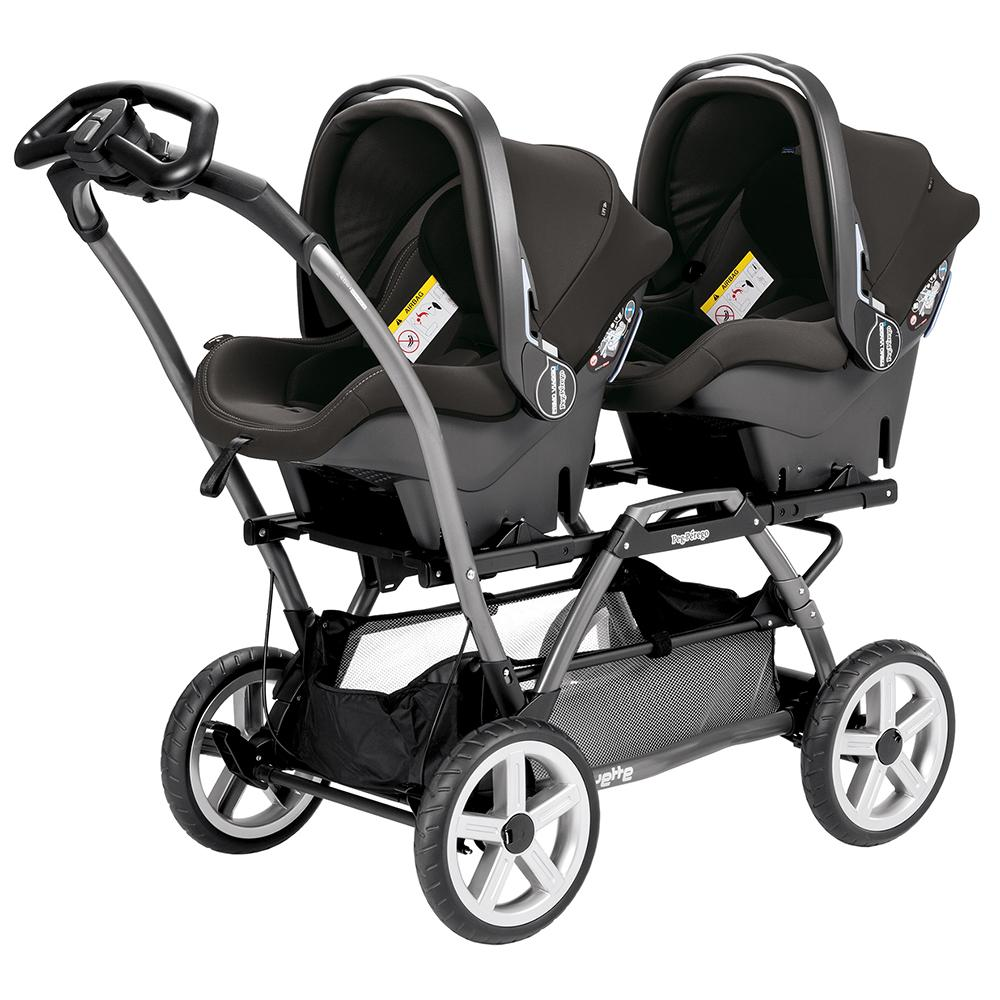 peg perego duette sw stroller chassis grey baby. Black Bedroom Furniture Sets. Home Design Ideas