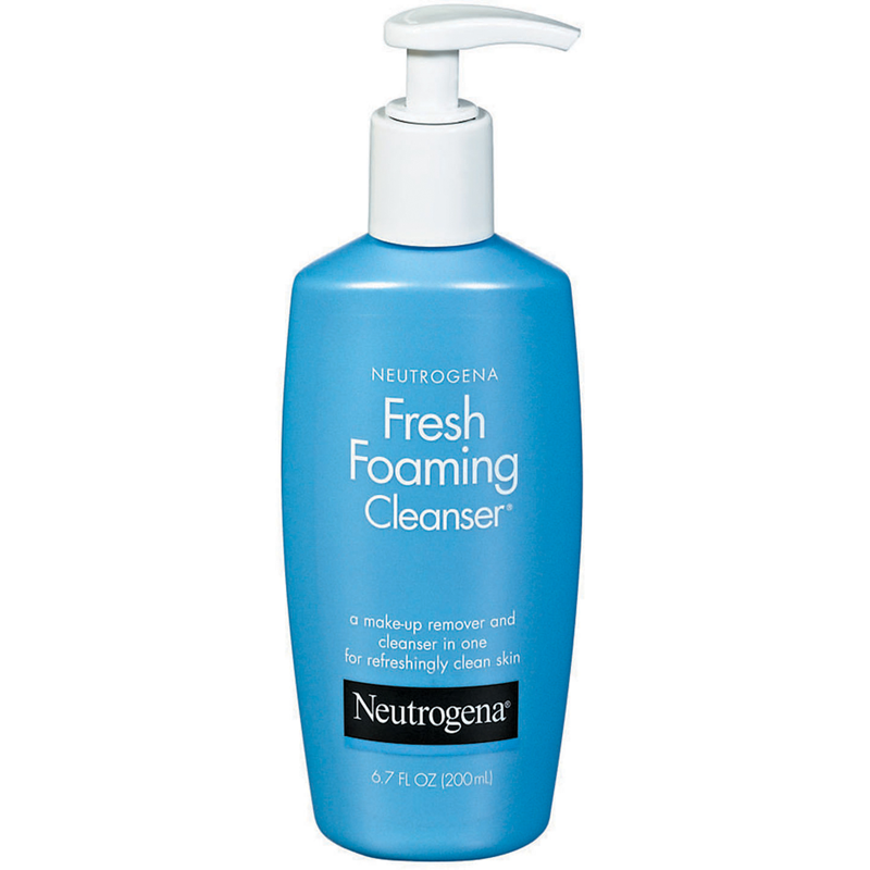 Amazon.com: Neutrogena Fresh Foaming Face Cleanser And Makeup ...