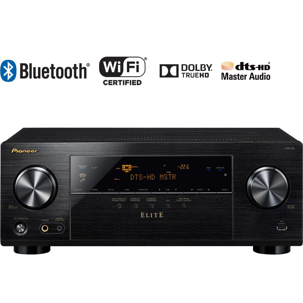 Pioneer VSX-45 A/V Receiver Driver for PC