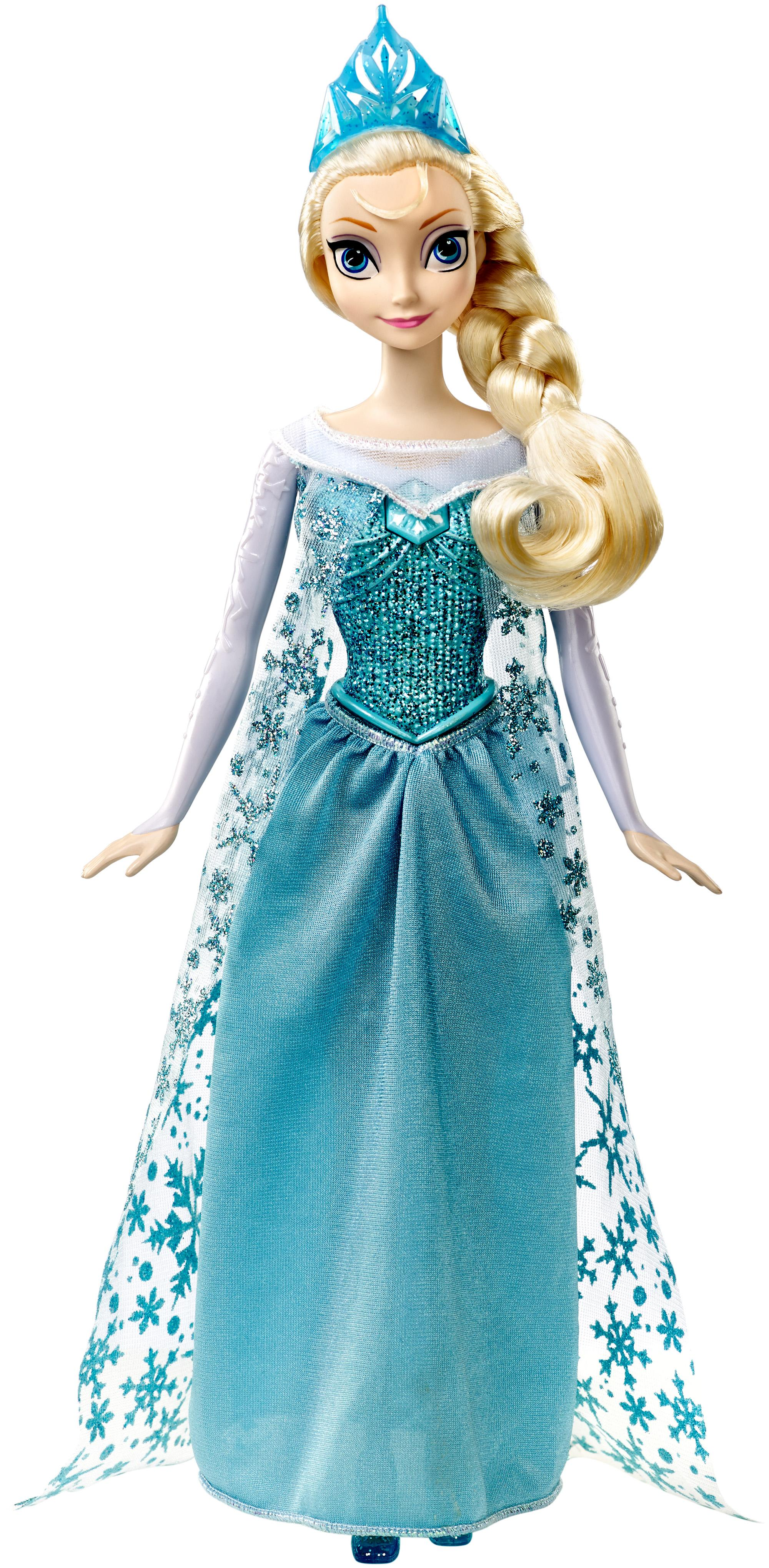 Amazon.com: Disney Frozen Singing Elsa Doll: Toys & Games