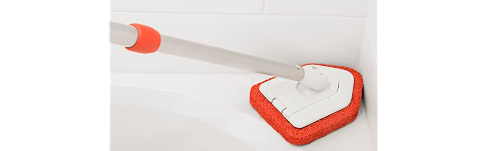 Lysol Flexible Tub And Tile Scrubber