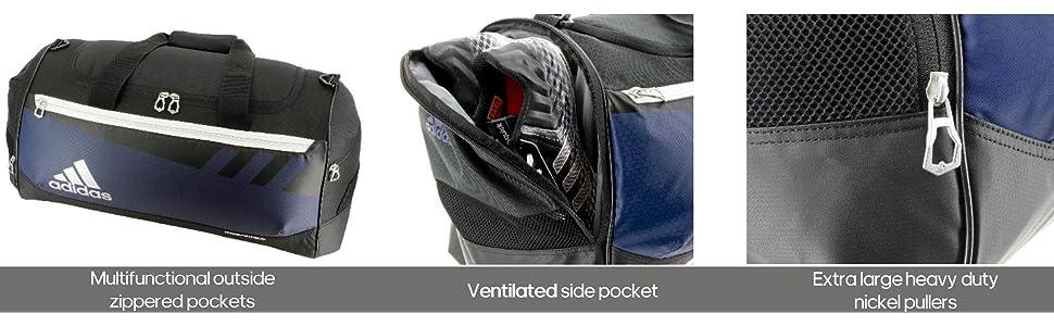 b61e31bd50 Buy adidas large duffle bag   OFF75% Discounted