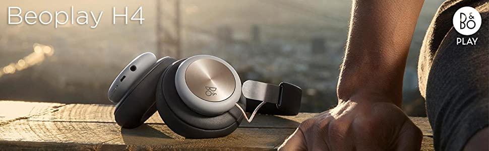 Bang & Olufsen, B&O PLAY, Beoplay H4, wireless headphones, Bluetooth headphones, headphones