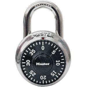 A dial lock
