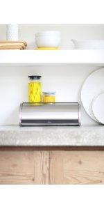 brabantia bread box