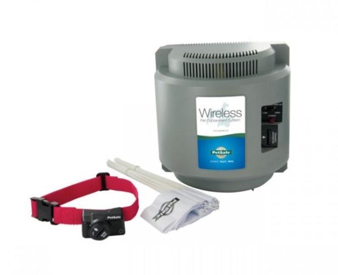 Amazon.com : PetSafe Wireless Pet Containment System : Wireless Pet