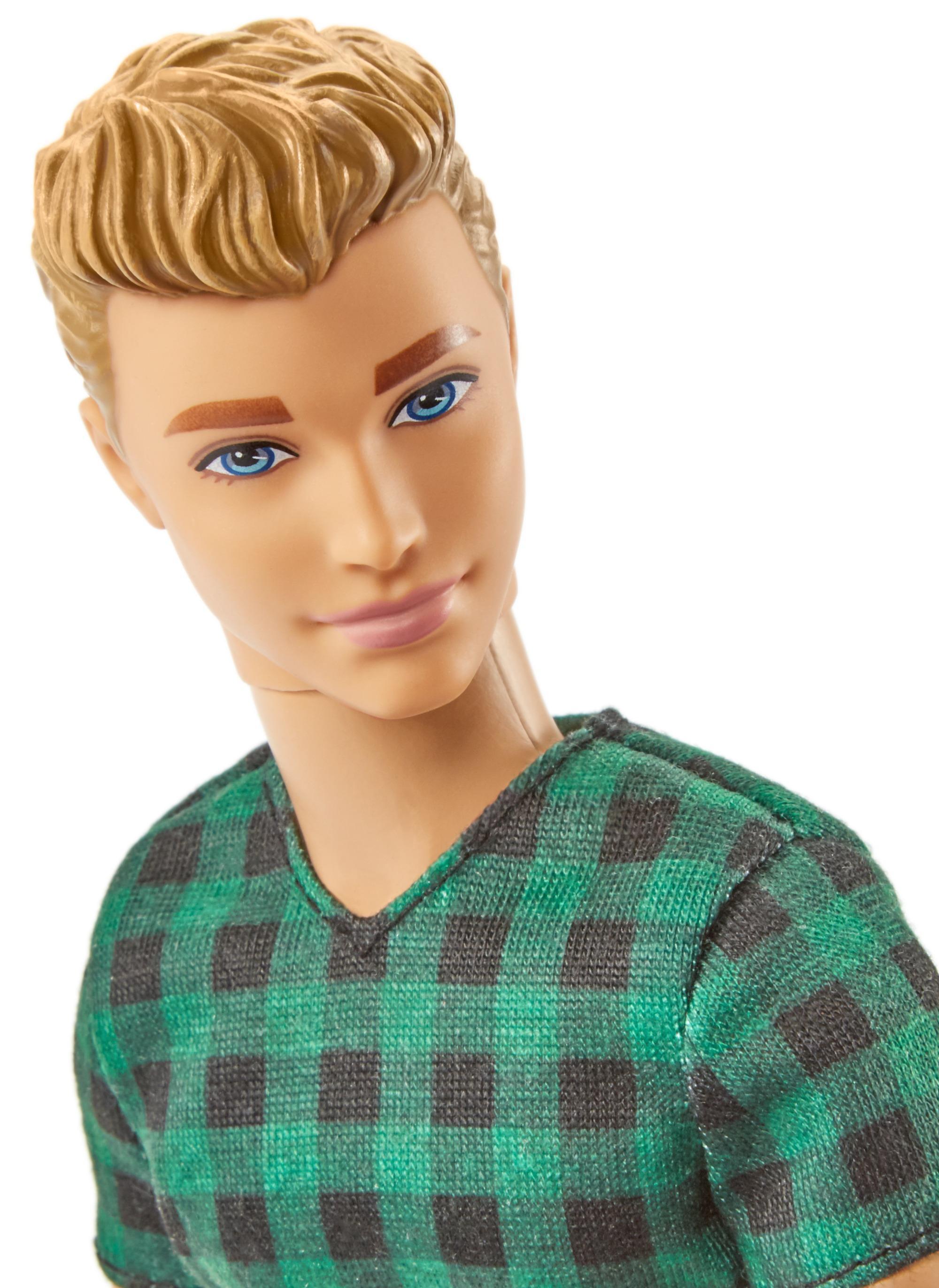 Barbie Fashion Dolls Fashionistas & Barbie Look