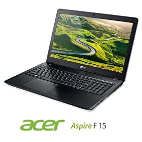 c26a7ed044c1 Acer Aspire F 15 F5-571G-56CG 15.6 inches Full HD Notebook (Windows 10 Home)