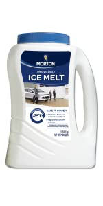 Amazon Com Morton Safe T Pet Snow Amp Ice Melt 8 Pound