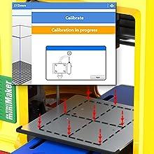 3D printer auto-calibration