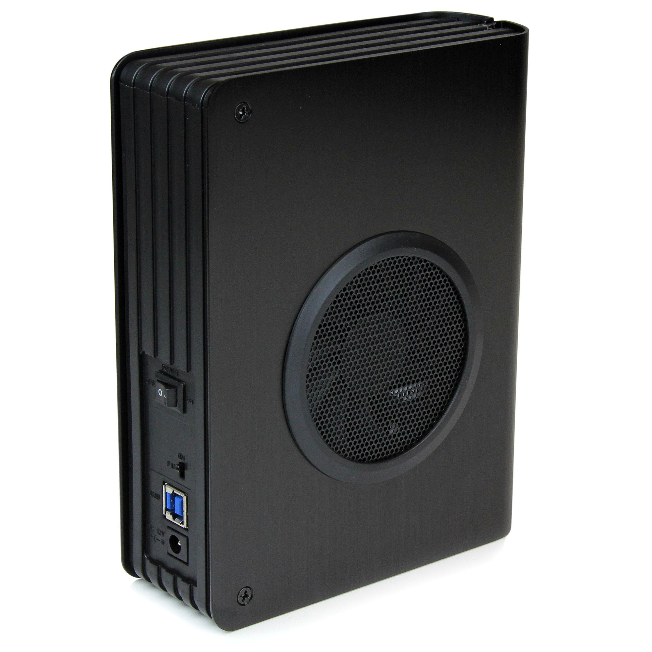 Amazon.com: StarTech. com 3.5-inch externo USB 3.0 SATA III ...