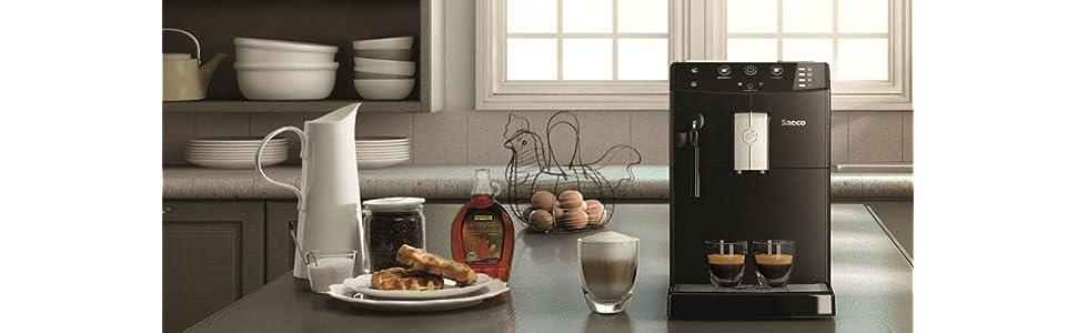SAECO Pure Automatic Espresso Machine, Espresso, Coffee, Espresso maker