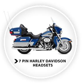 Harley Davidson HS Series Headsets