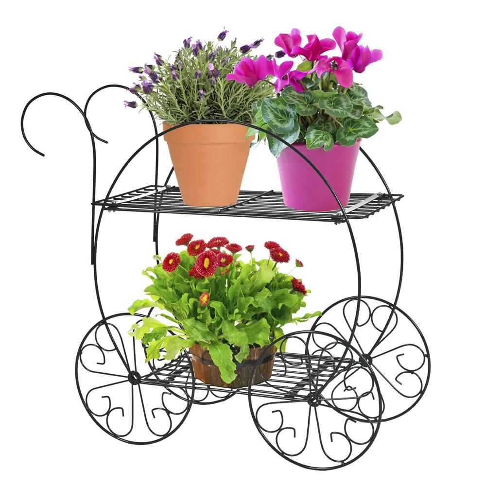 CobraCo Two Tiered Garden Cart