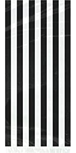 Amazing Black Striped Paper Straws, 10ct · Black Polka Dot Paper Straws, 10ct · Black  Striped Cellophane Bags, 20ct · Medium Black Polka Dot Gift Bag ...