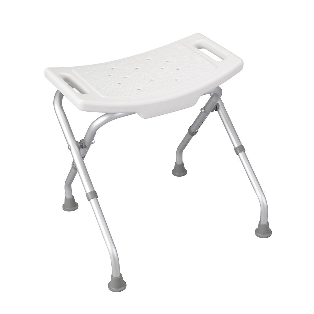 Excellent Drive Medical Deluxe Folding Bath Bench White Machost Co Dining Chair Design Ideas Machostcouk