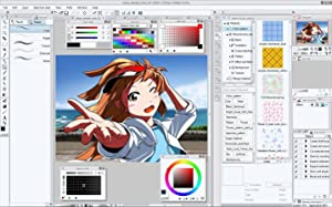 clip studio, manga studio, drawing software