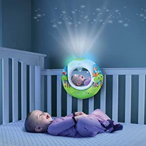 Amazon Com Brica Magical Firefly Crib Soother And