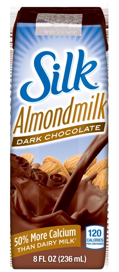 Silk Dark Chocolate Almond Milk Singles