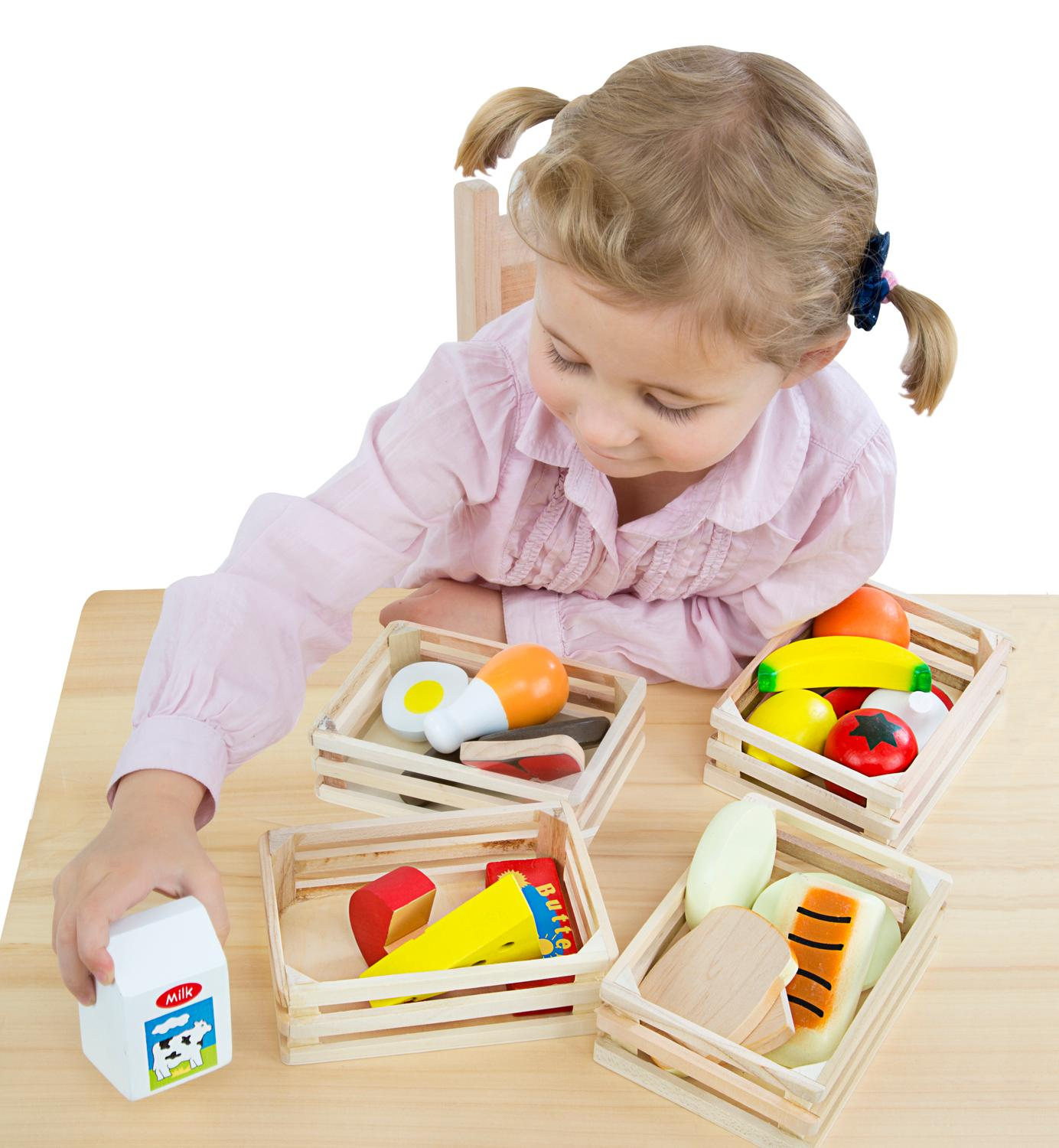 Melissa Doug Toys : Amazon melissa doug food groups