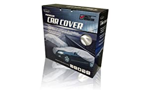 Non-Woven Resistant Extra Large FH Group C502-XL Car Cover