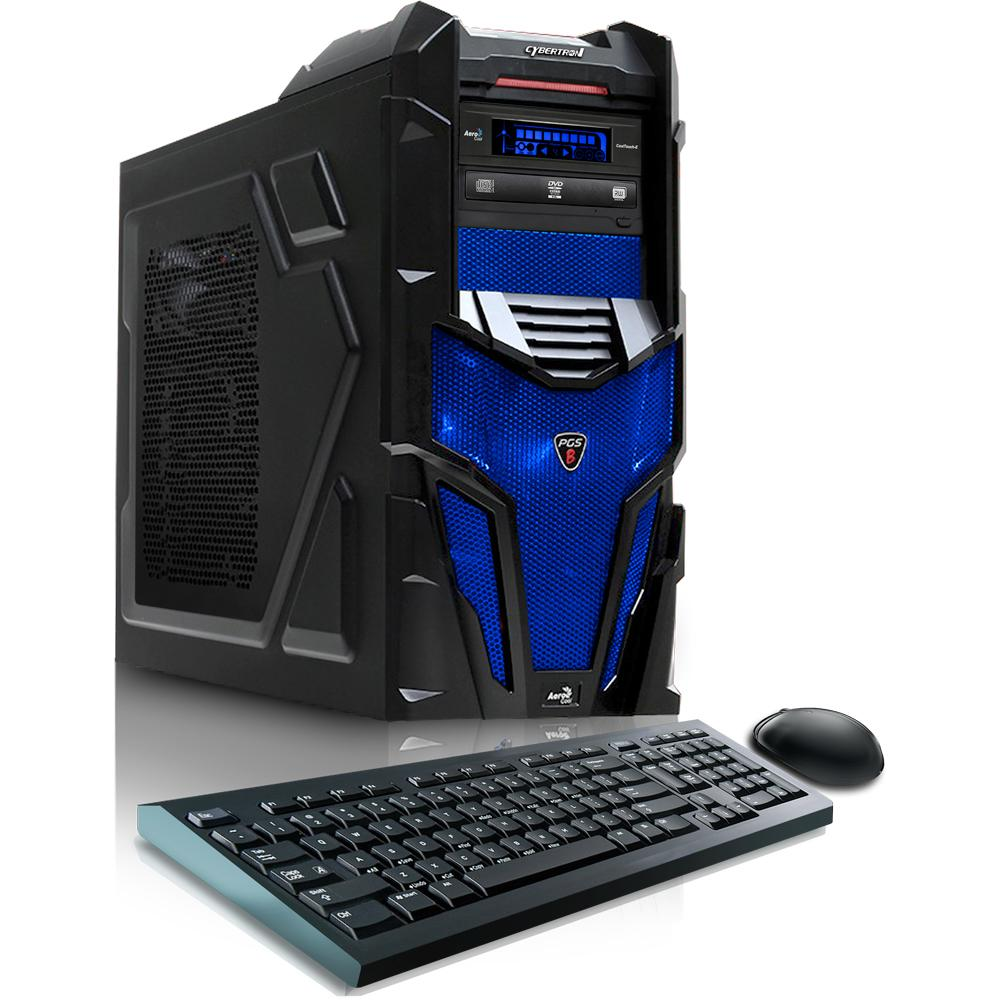 Amazon.com: CybertronPC Shockwave X6-9600 Gaming Desktop