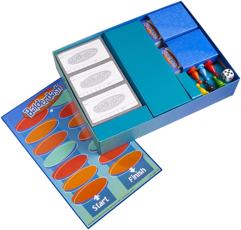 Absolute Balderdash Mini Game Board Game   The Gamesmen