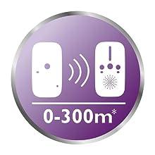 300 meter baby monitor