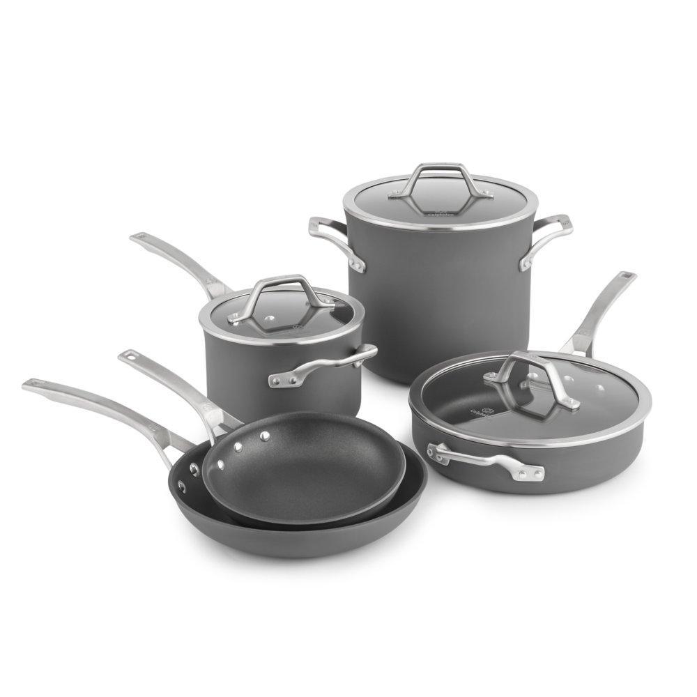Kitchen Essentials From Calphalon: Amazon.com: Calphalon Signature Hard Anodized Nonstick