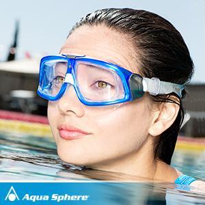 Amazon.com   Aqua Sphere Vista Lady Swim Mask f980eba34677