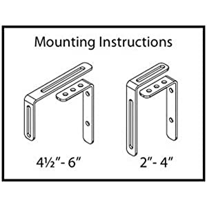 CobraCo Horse Trough - Adjustable Brackets