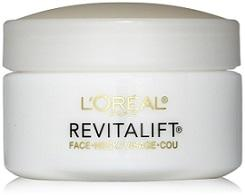 revitalift neck firming cream