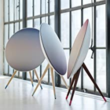 B&O PLAY by Bang & Olufsen BeoPlay A9 one point music system iconic design beautiful sound speaker