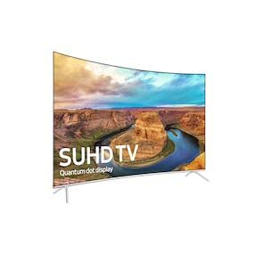samsung un49ks8500 curved 49 inch 4k ultra hd smart led tv 2016 model electronics. Black Bedroom Furniture Sets. Home Design Ideas