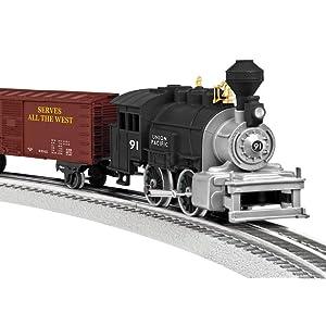 Lionel Junction Union Pacific O-Gauge Remote Train Set