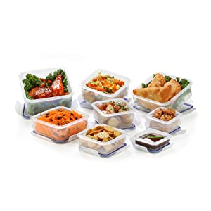 food containers, airtight, popit, tupperware, kitchen, no spill