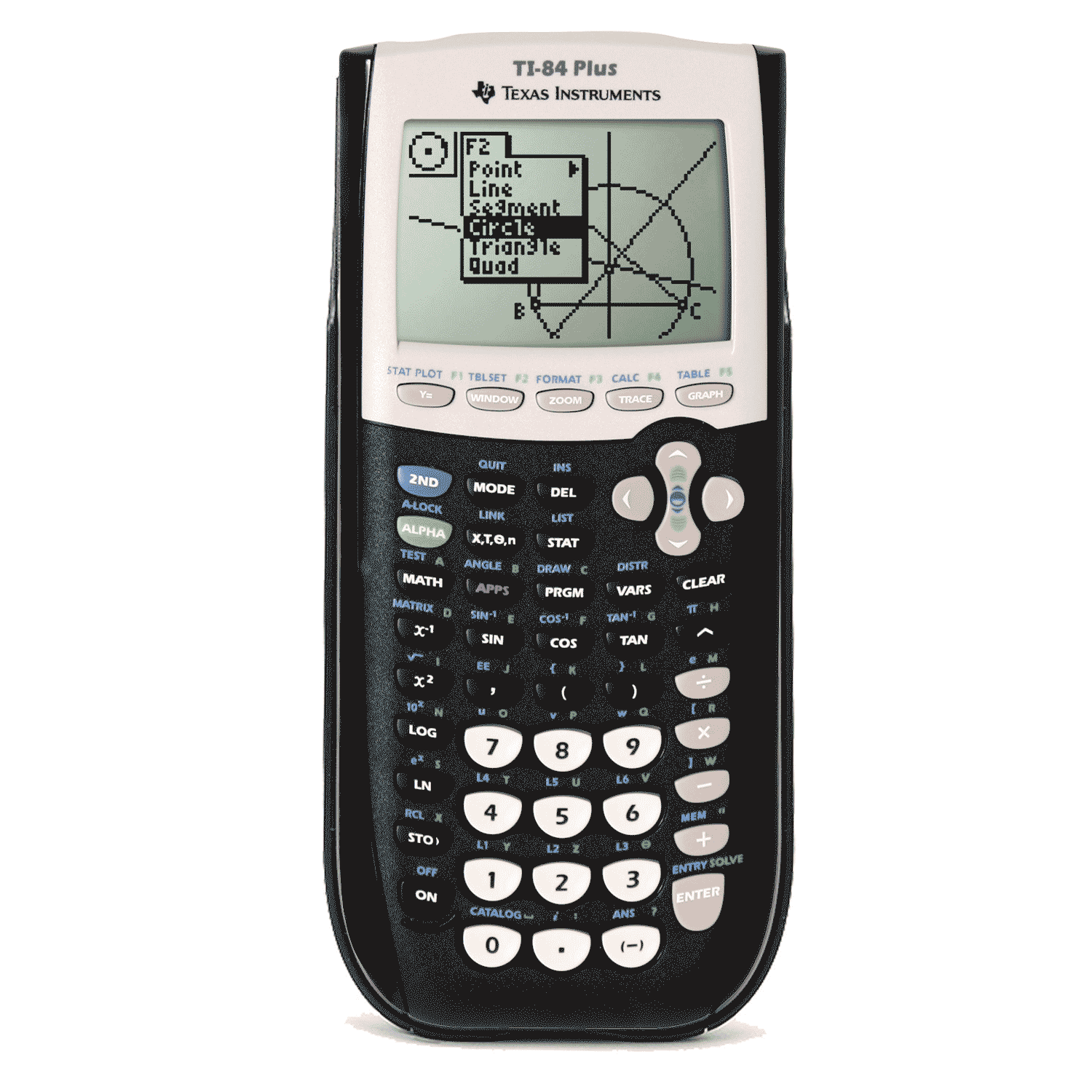 Amazon.com: Texas Instruments TI-84 Plus Graphics Calculator, Black ...