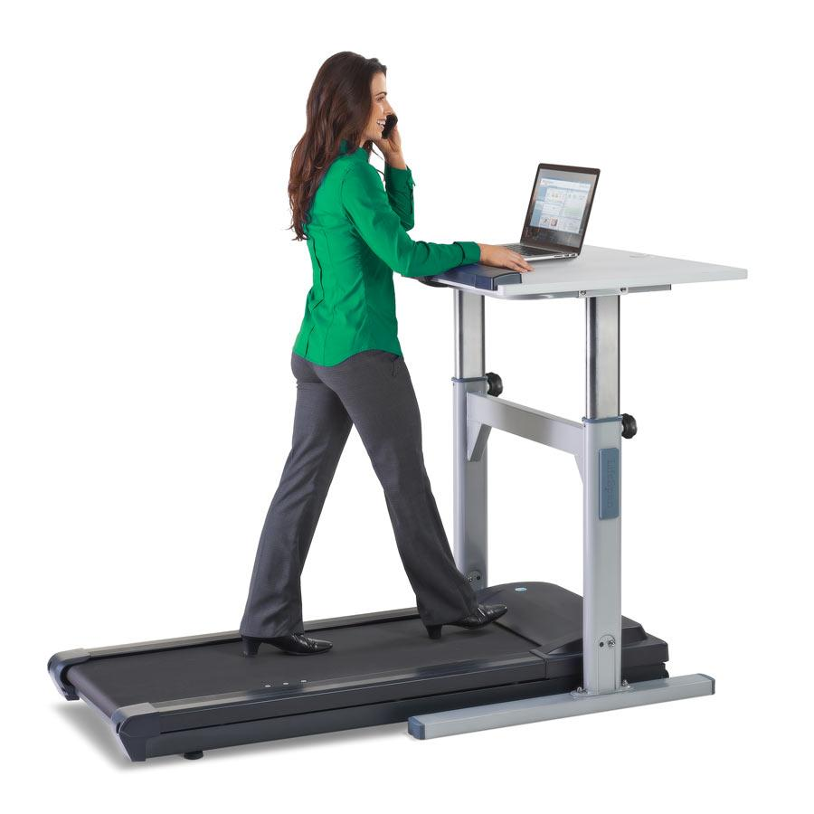 Treadmill For Desk At Work: Amazon.com : LifeSpan TR1200-DT5 Treadmill Desk : Exercise