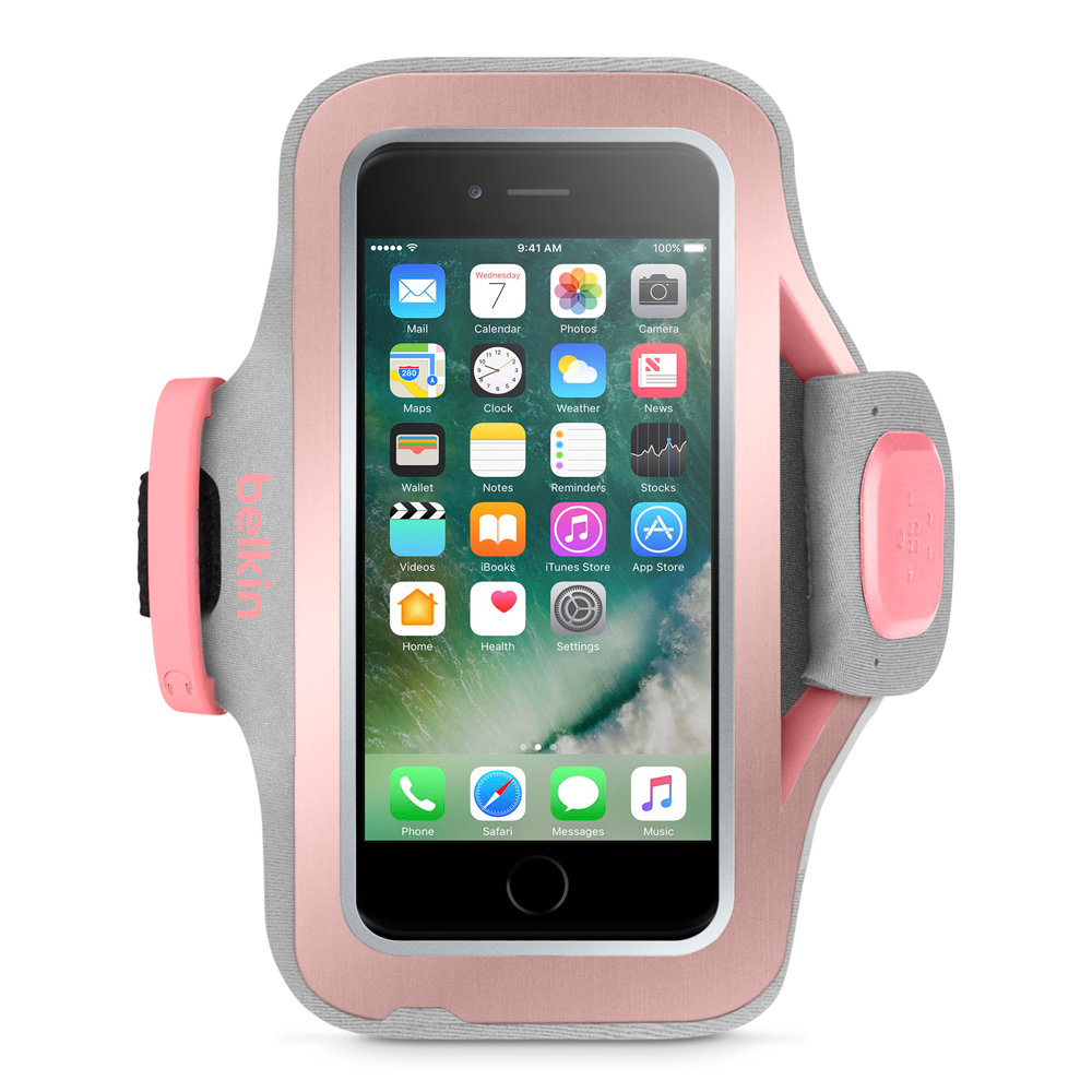 Amazon.com: Belkin Sport-Fit Pro Armband for iPhone 7 and ...