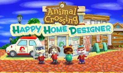 Amazon.com: Animal Crossing: Happy Home Designer - 3DS: Nintendo ...