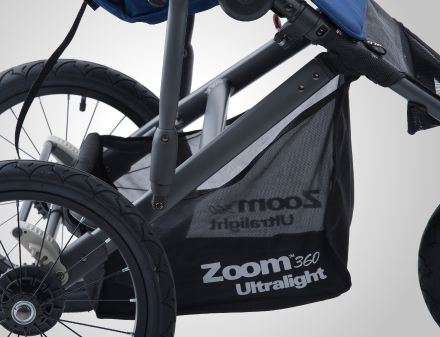 Joovy zoom 360 storage